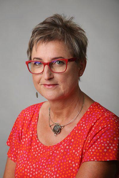 Portrait Karin Wedig